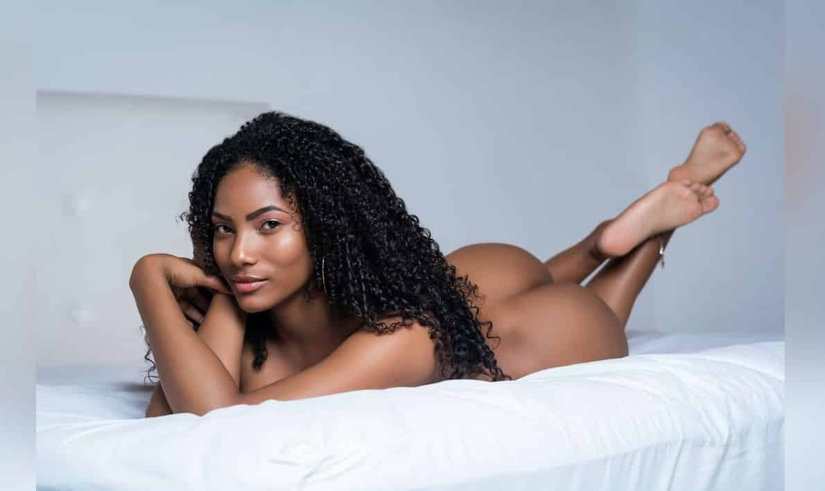 Lara Frigman – Are Venezuelan the Most Beautiful Women in the World? Livejasmin's Hottest Ebony Model