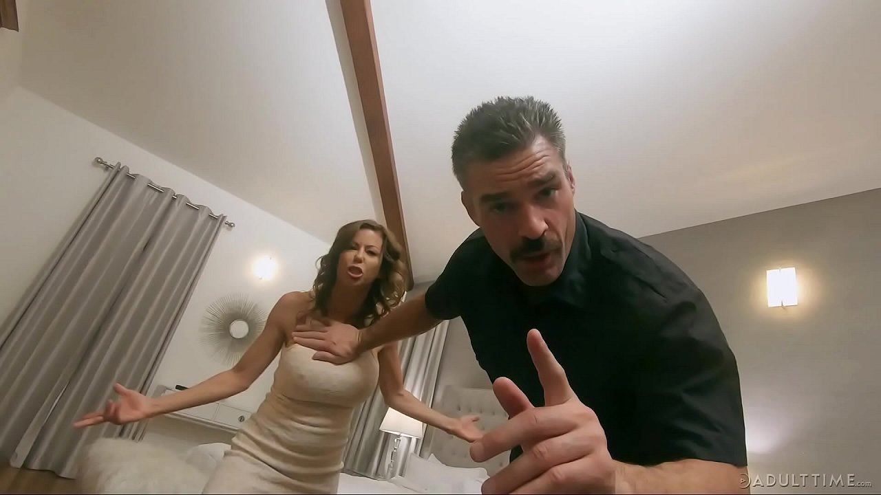 Is This Real Official FULL SCENE – Tasty wife Alexis Fawx fucks the officer in front of her husband